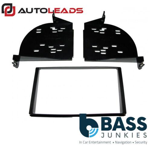Autoleads DFP-03-11 Kia Sedona 2006-2014 Double DIN Radio Stereo Facia Panel