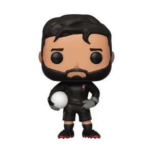 "/""Alisson Becker Vinyl Figur 25/"" Funko POP Fußball Football FC Liverpool"