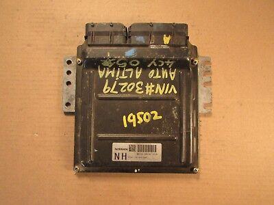NISSAN ALTIMA ECU ECM COMPUTER MEC35-560 D2