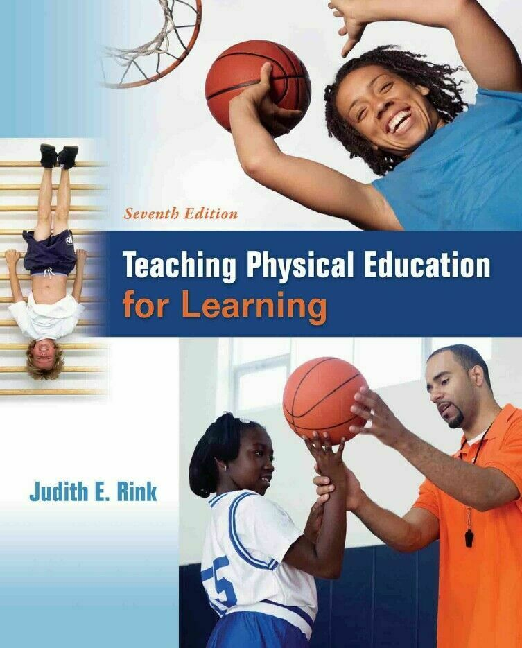 Teaching Physical Education for Learning - 7th Edition 2