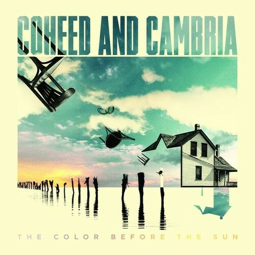 1 of 1 - Coheed & Cambria - Color Before the Sun [New CD] Explicit