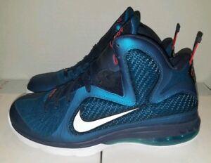 010236685 New Size 8.5 Nike Lebron 9 Swingman 469764-300 Ken Griffey s