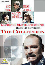 LAURENCE OLIVIER PRESENTS HAROLD PINTER'S COLLECTION ORIGINAL R2 DVD NEW/SEALED