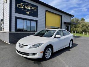 2012 Mazda 6 GT / CUIR / TOIT