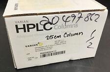 Varian Dynamax Hplc Guard Column 414mm Compression Module Microsorb Guard 8 C18