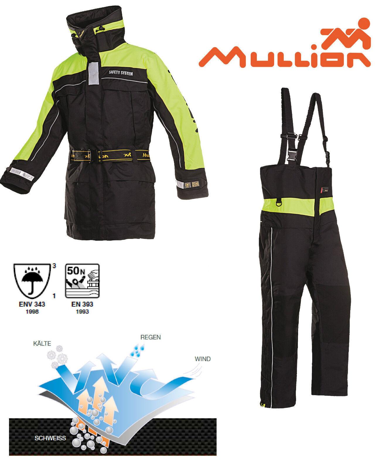 Mullion X5000 Schwimmanzug als 2.teiler    Atmungsaktiv, Zweiteiler - Überlebens