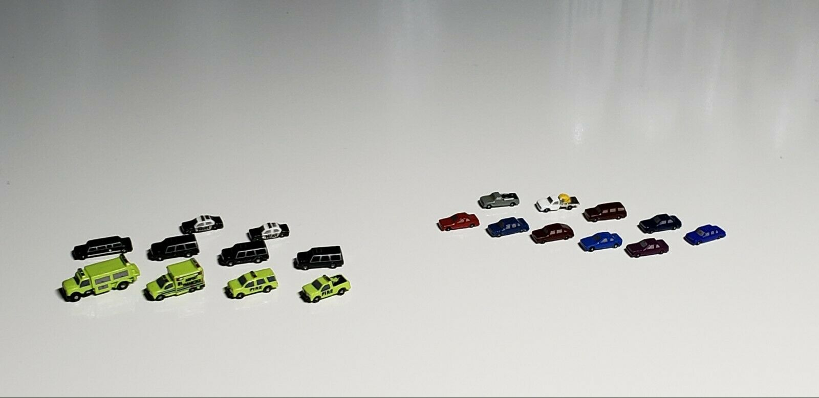 Airport Accessories 1 400 Fire, Presidential, Police & Consumer Vehicles 20-Pack