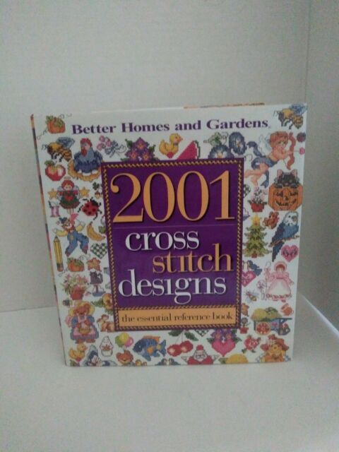 2001 Cross Stitch Designs: The Essential Reference Book ...