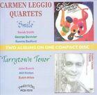 Smile/Tarrytown Tenor by Carmen Leggio Quartet/Carmen Leggio (CD, Nov-2003, Progressive)