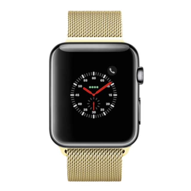 Apple Watch Series 2 42mm Wifi Rose Gold With Black Sport Band For Sale Online Ebay