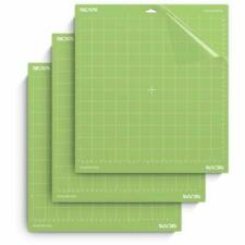 Include StrongGrip//StandardGrip//LightGrip Flexible Square Gridded Quilting Cut Mats Replacement for Crafts、Sewing and All Arts.(Variety 3 Pack Ecraft 12X12 Cutting Mat for Cricut