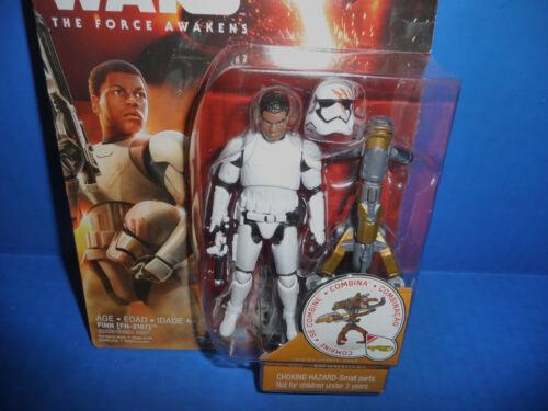 Star Wars The Force Awakens Finn Stormtrooper ( FN-2187) Figure 3.75 Inch New!