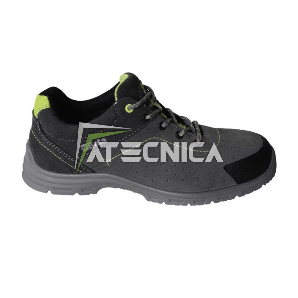 Schuhe Arbeit beta 7212FG Wildleder Perforiert einfügen einfügen einfügen Spitze Kratzfest | Ausgezeichnetes Preis  | Sale Online Shop  5137d2