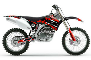 Yamaha YZ450F 2006-2009 K graphics kit Graphic MX