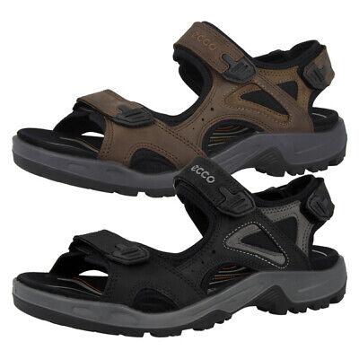 Ecco Offroad Men Trekking Herren Sandalen Outdoor Hiking Wandern Schuhe 822124 | eBay