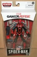 Marvel Legends Gamerverse BAF Demogoblin Spiderman Spider-Armor MK III In Hand