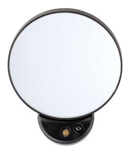 Tweezerman Tweezermate Small Round 10x Magnifying Lighted