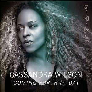 Coming-Forth-By-Day-Cassandra-Wilson-CD-Sealed-New-2015