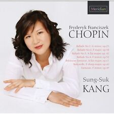 Sung-Suk Kang, Andrea Immer - Solo Piano Music [New CD]