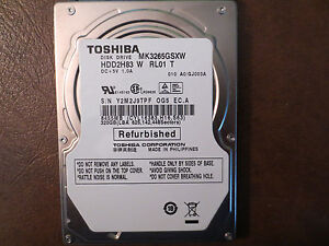 DOWNLOAD DRIVER: TOSHIBA HDD2H83