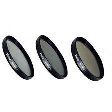 Vivitar 58mm Filter Kit UV Circular Polarizer Intensifier Warming canon 75-300mm