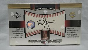 2003-Upper-Deck-Baseball-Sweet-Spot-Classic-Hobby-Box-12-Pack-Factory-Sealed
