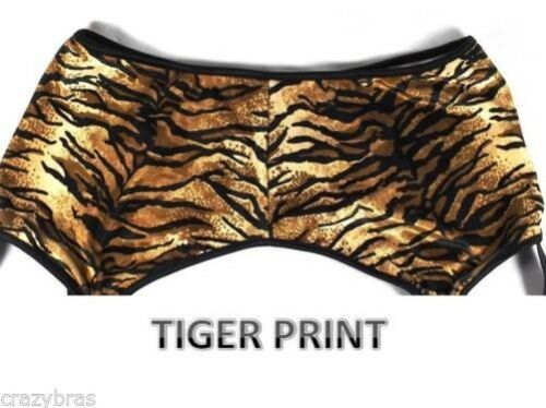 Da Fuori Shame On Stock Tigre Animalier You Bring Nuovo Lingerie In dx1w0qYw7