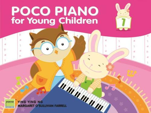 Poco Piano for Young Children Book 1 Same day P+P