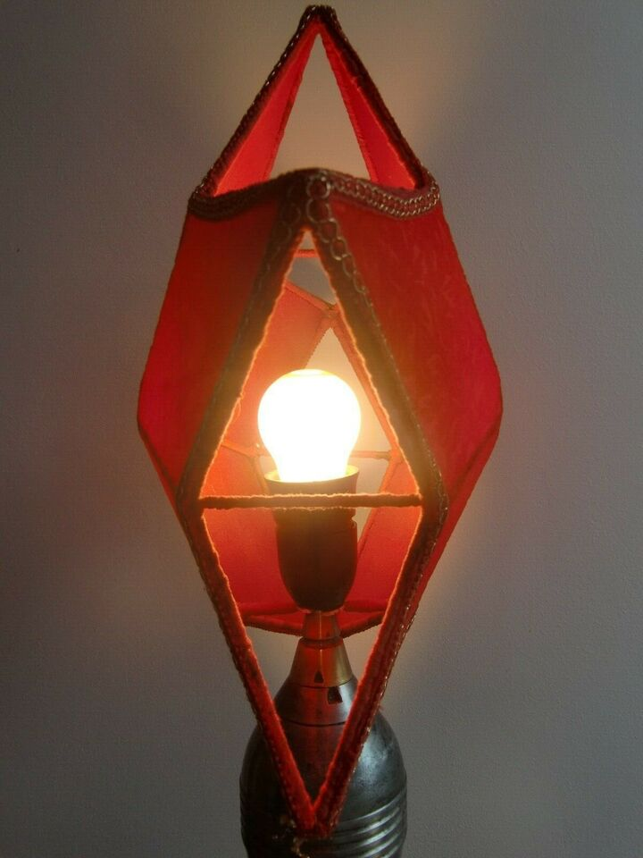 "Anden bordlampe, ""From Russia With LOVE"""
