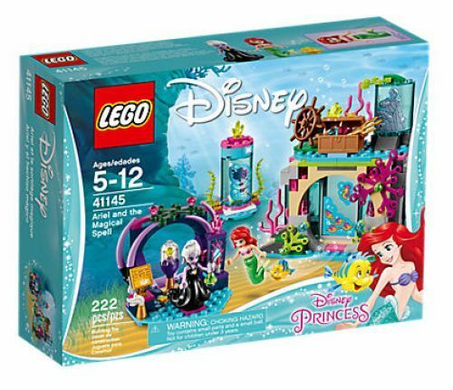 Lego 41145 Disney Princess Ariel And The Magical Spell - New, Sealed