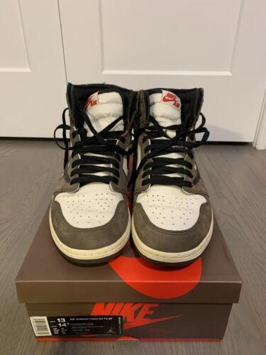 Size 13 - Jordan 1 Retro High OG x Travis Scott Mo