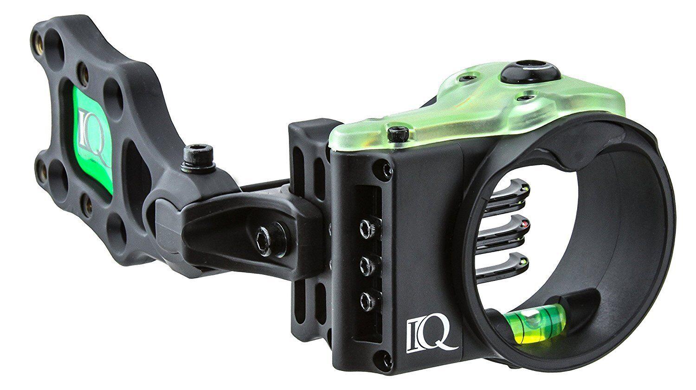 IQ Ultra Ligero Caza de arco vista mano derecha 3-Pin + Retina Lock-envíos en EE. UU. Gratis