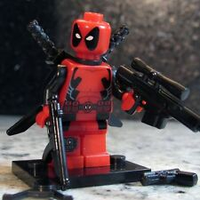 Deadpool Marvel Universe Fits Lego Mini Figure UK SELLER FAST SHIPPING