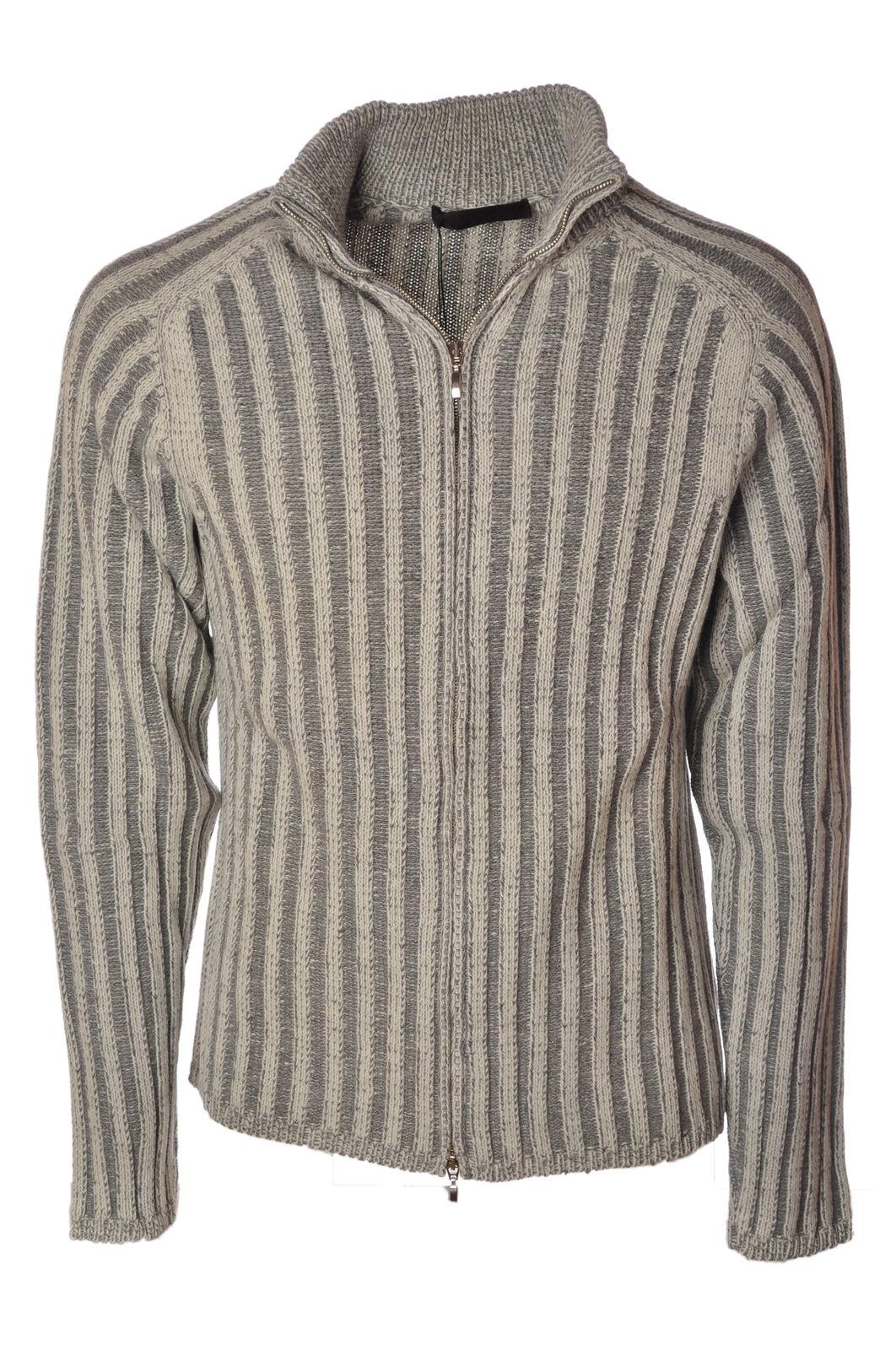 Alpha  -  Sweaters - Male - Grau - 4563223A185025