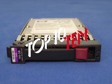 HP 507283-001 146GB 10K 2,5'' SFF DP SAS 6Gbs Hot-Plug / 507125-B21 HDD G2 - G7