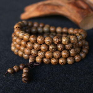 eigenartig rosenkranz gebetskette wenge holz perlen buddhist armband 2 farbwahl ebay. Black Bedroom Furniture Sets. Home Design Ideas