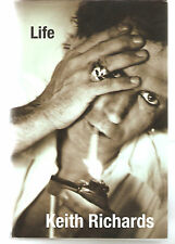 LIFE-KEITH RICHARDS-2010-1ST EDITION