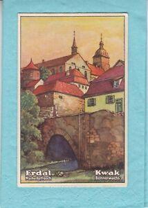 """Dettelbach - Erdal-Kwak-Serienbild aus der Serie """"Die schöne deutsche Heimat"""""""