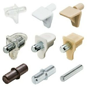 Bon Image Is Loading 10 X Shelf Supports Pegs PINS Plug Stud