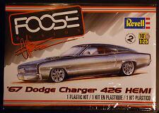1967 Dodge Charger 426 Hemi Chip Foose, 1:25, Revell 4051