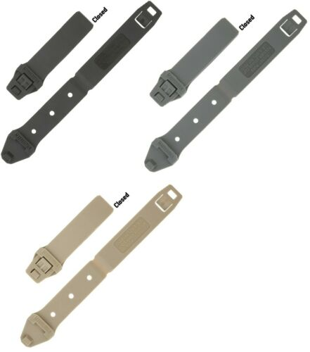 Pockets Maxpedition AGR TacTie PJC3 Pack of Six Black Gray or Tan Connect Acc
