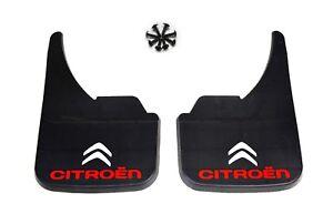 Universal-Coche-Delantero-Trasero-Citroen-Synergie-logotipo-mudflaps-XANTIA-XM-Mud-Flap-Guardia