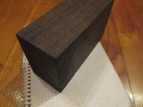 morta,wood from 1000-6000year 59 mm x 75 mm x 145 mm Bog oak blanks for pipes