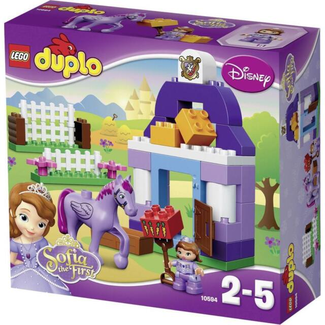 LEGO DUPLO Royal Stable 10594 Disney Sofia the First & Her Flying Magical  Horse