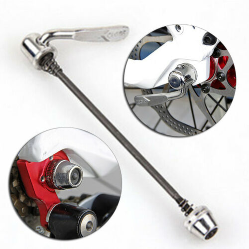 Tool Quick Release Skewer Trainer Cycling Equipment Lever Outdoor Parts