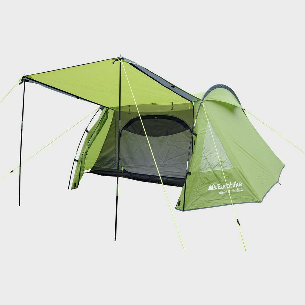 New Eurohike Ribble 3 Outdoor Festival Tent Equipment