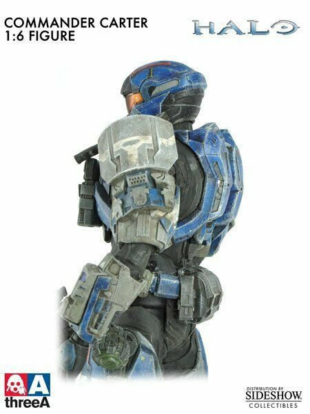 Commander Carter Figure from Halo 901930