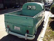 VW TYPE 2 BUS 1955-1965 SINGLE CAB DOUBLE CAB TRUCK REAR WINDOW SEAL