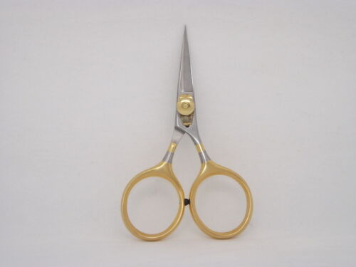 materials craft Razor  Fly tying scissors tools 4 INCH