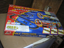 2007   SLOT  CAR   TRACK  -  NASCAR  RACING  POLE  POSITION  HO SCALE